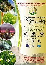 دومین کنفرانس بین اللملی فرصت های سرمایه گذاری در استان لرستان
