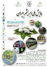 اولین همایش ملی ابریشم ایران