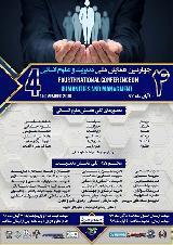 چهارمین همایش ملی مدیریت و علوم انسانی