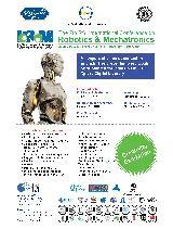 هفتمین کنفرانس بین المللی رباتیک و مکاترونیک ایران